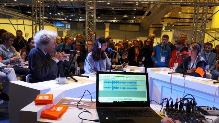 1ère rencontre internationale de la Webradio à Deauville !