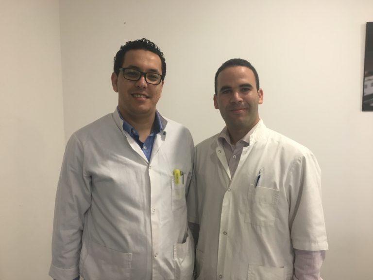 Visite médicale des GS