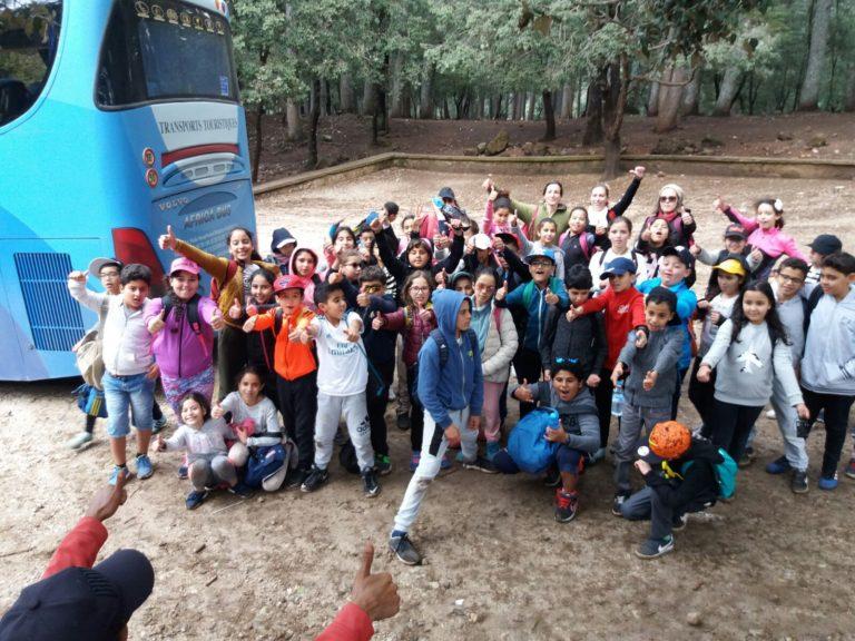 Classe transplantée à Meknès, jour 2