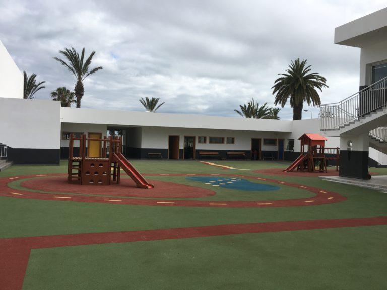 Une école maternelle toute neuve !