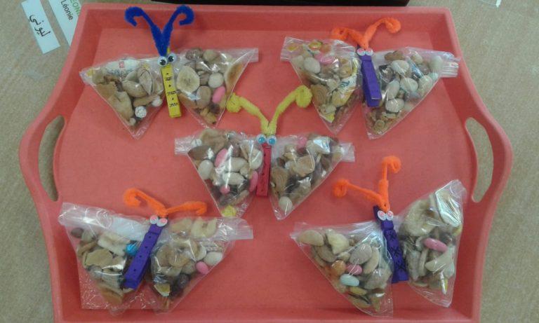 Les jolis papillons des maternelles pour Achoura !