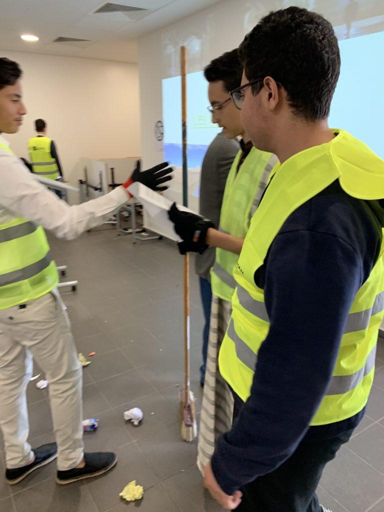 Project based learning : gestion du littoral à El Jadida